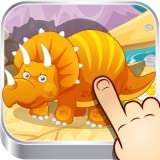 Dinopuzzle - Educational Learning Game for Kids and Toddlers