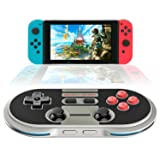 8bitdo NES30 PRO GAME CONTROLLER for Nintendo Switch/Android/MacOS/Windows/Steam (Color: NES30)