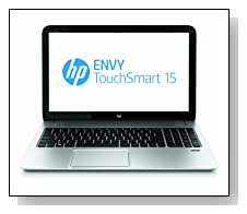 HP ENVY TouchSmart 15-j050us Review