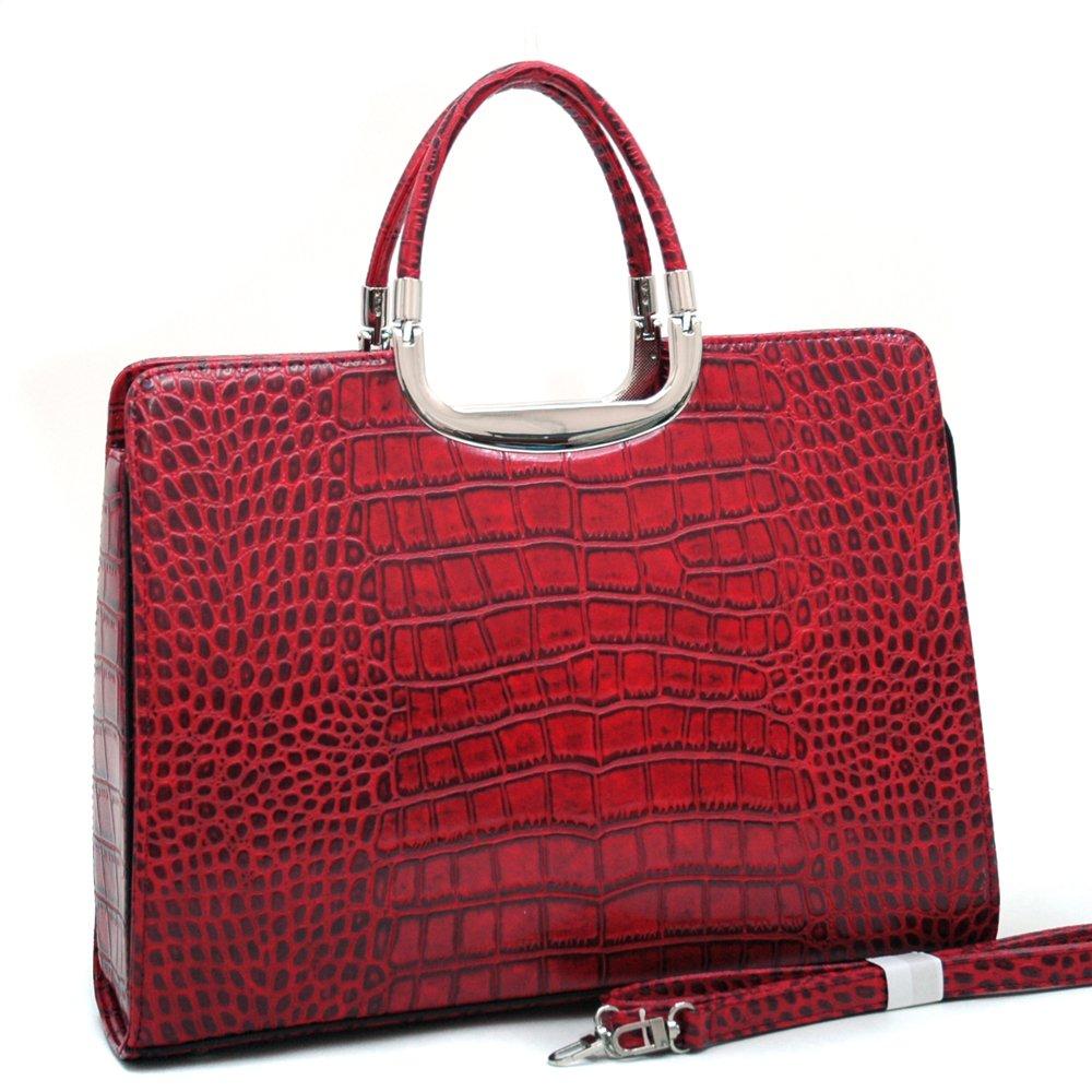 Exquisite Womens Designer Briefcase Laptop Tablet Ipad Bag