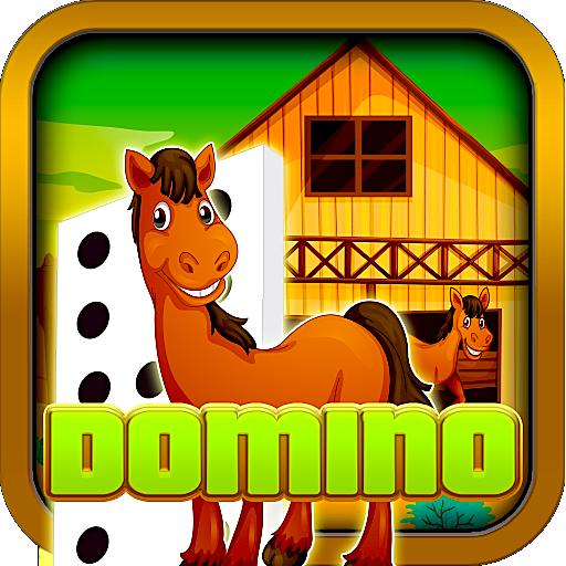 farm-barn-dominoes-horses-town-team-dominos-free-dominoes-games-for-kindle-multi-tiles-dominos-free-