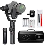 Zhiyun Crane 2 (Official) Gimbal (Package Upgrade, Servo Follow Focus Included) (Color: Black, Tamaño: with Servo Follow Focus)