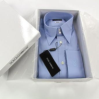 Nouveau $160 DOLCE /& GABBANA Boutons de Manchette Argent Laiton Ronde Robe Chemise Homme Accessoire