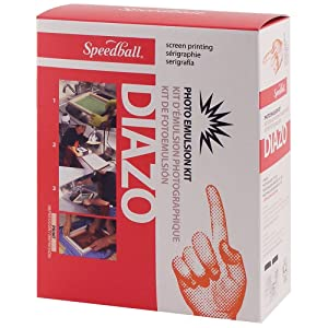 Speedball Art Products 4559 Diazo Photo Emulsion Kit (Pack of 3) (3)