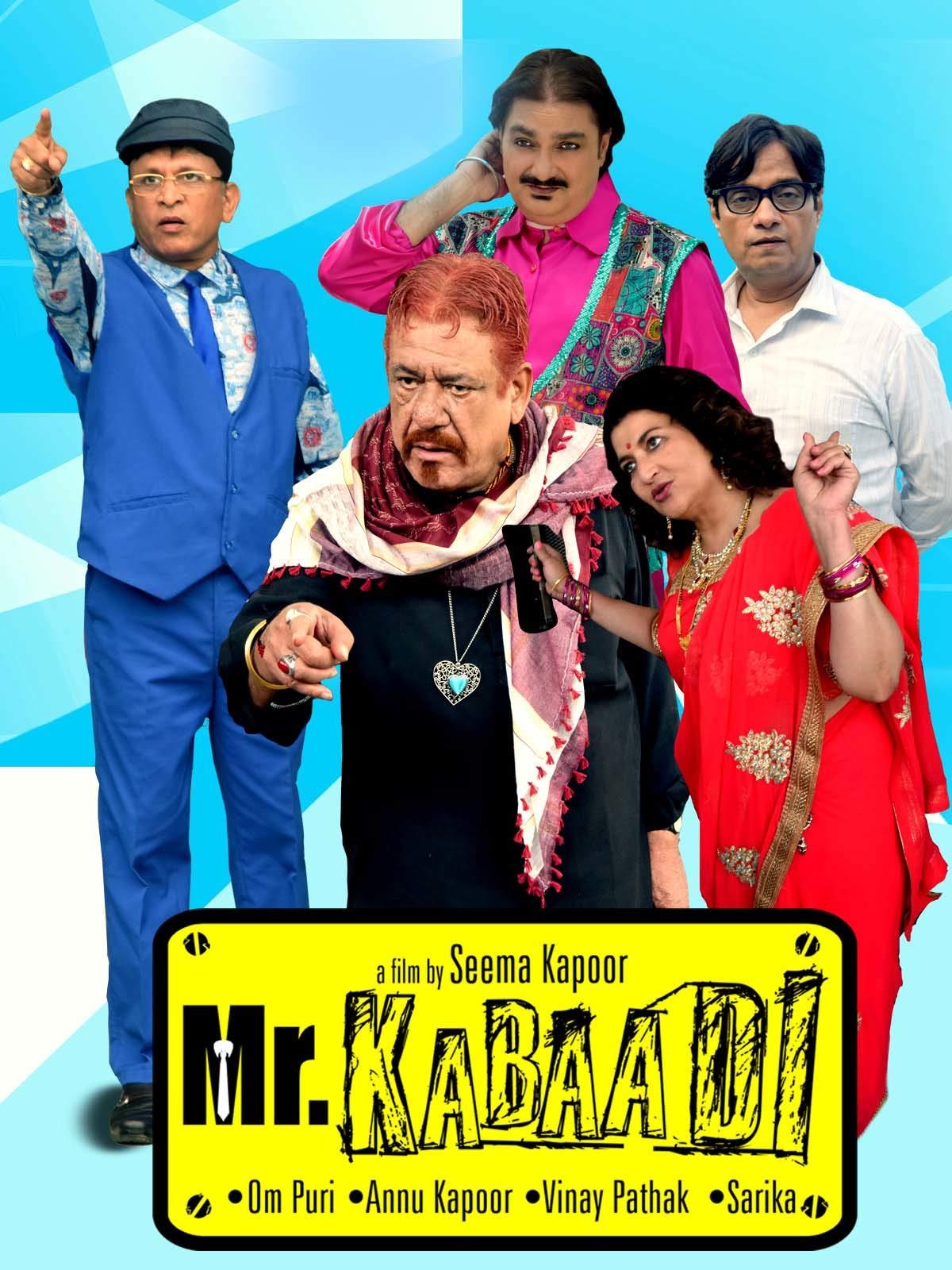 Mr. Kabaadi on Amazon Prime Instant Video UK