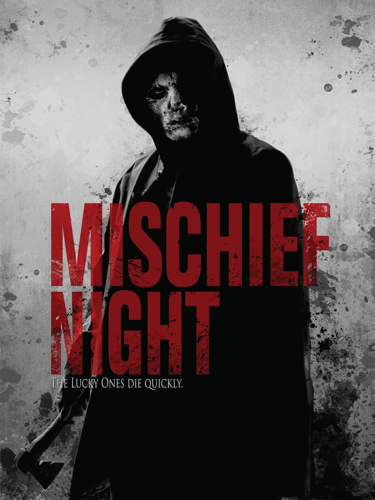 Mischief Night on Amazon Prime Video UK