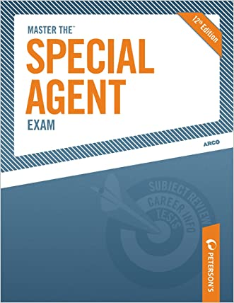 Master the Special Agent Exam (Peterson's Master the Special Agent Exam)