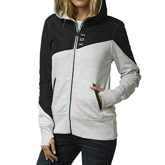Fox Junior's Conserve Color Block Zip Up Hoodie