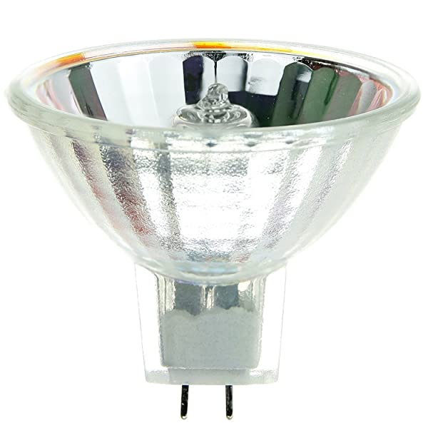 Sunlite ENG 300W/MR16/120V/CL/GY5.3 300-watt 120-volt Bi-Pin Based Stage and Studio MR16 Bulb, Clear