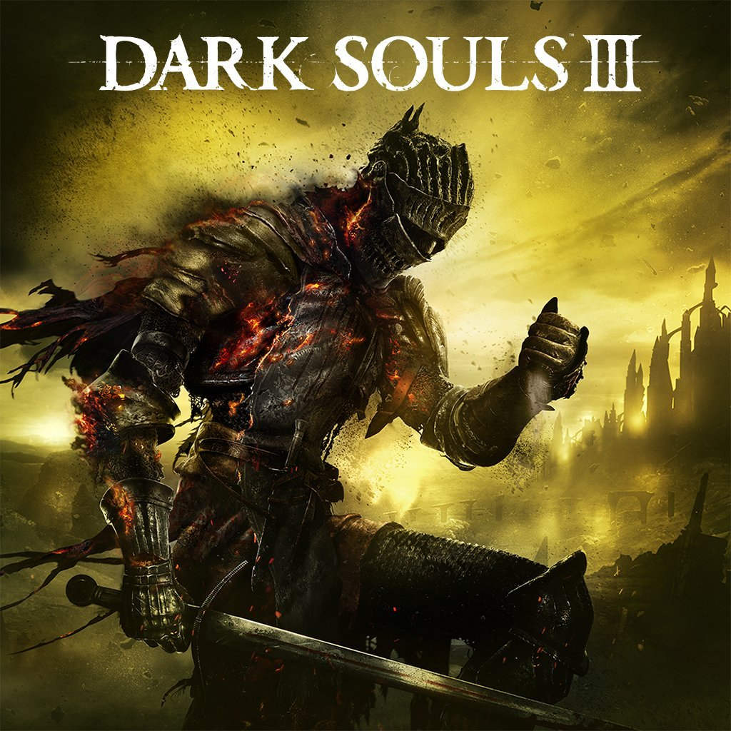 Dark Souls III - PS4 (Digital Code)