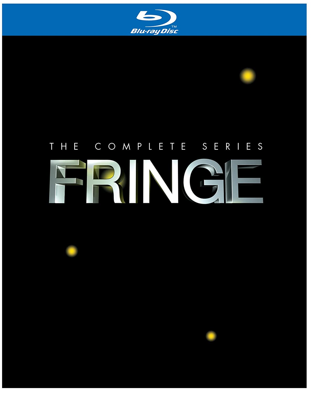 Fringe: The Complete Series [Blu-ray] $95