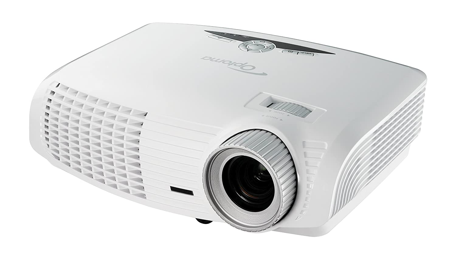 Optoma hd20 dlp 1080p 1700 ansi lumens home theater for Hd projector amazon