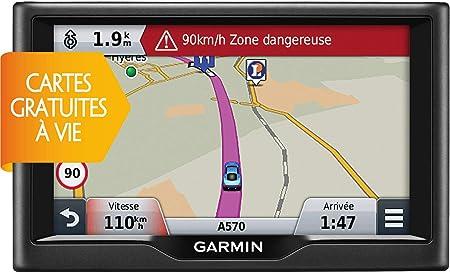 Garmin NÜVI 57LM GPS Eléments Dédiés à la Navigation Embarquée Europe Fixe, 16:9