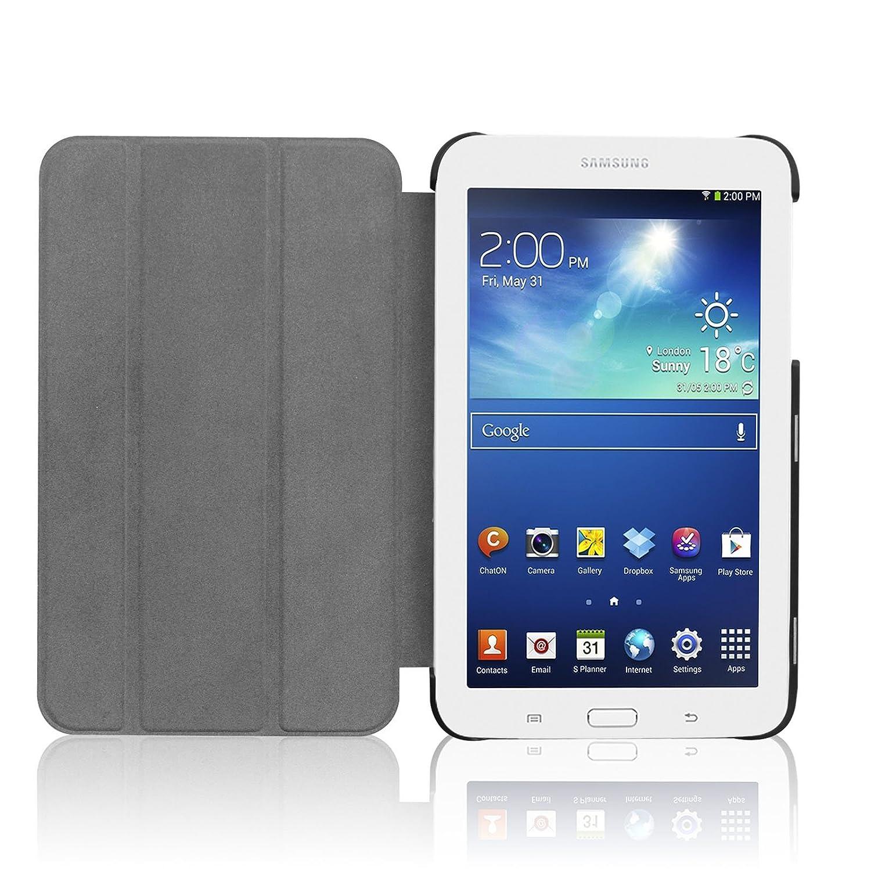 For samsung galaxy tab e lite tab 3 lite 7 0 7 tablet pu leather case cover ebay - Samsung galaxy tab 4 lite ...