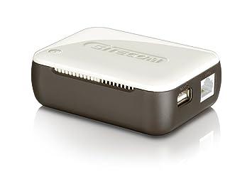 Sitecom WL-357 - Router (IEEE 802.3i, IEEE 802.3u, WPA-AES, WPA-TKIP, WPA2, 100-240 V, 300 Mbit/s, Inalámbrico) Marrón