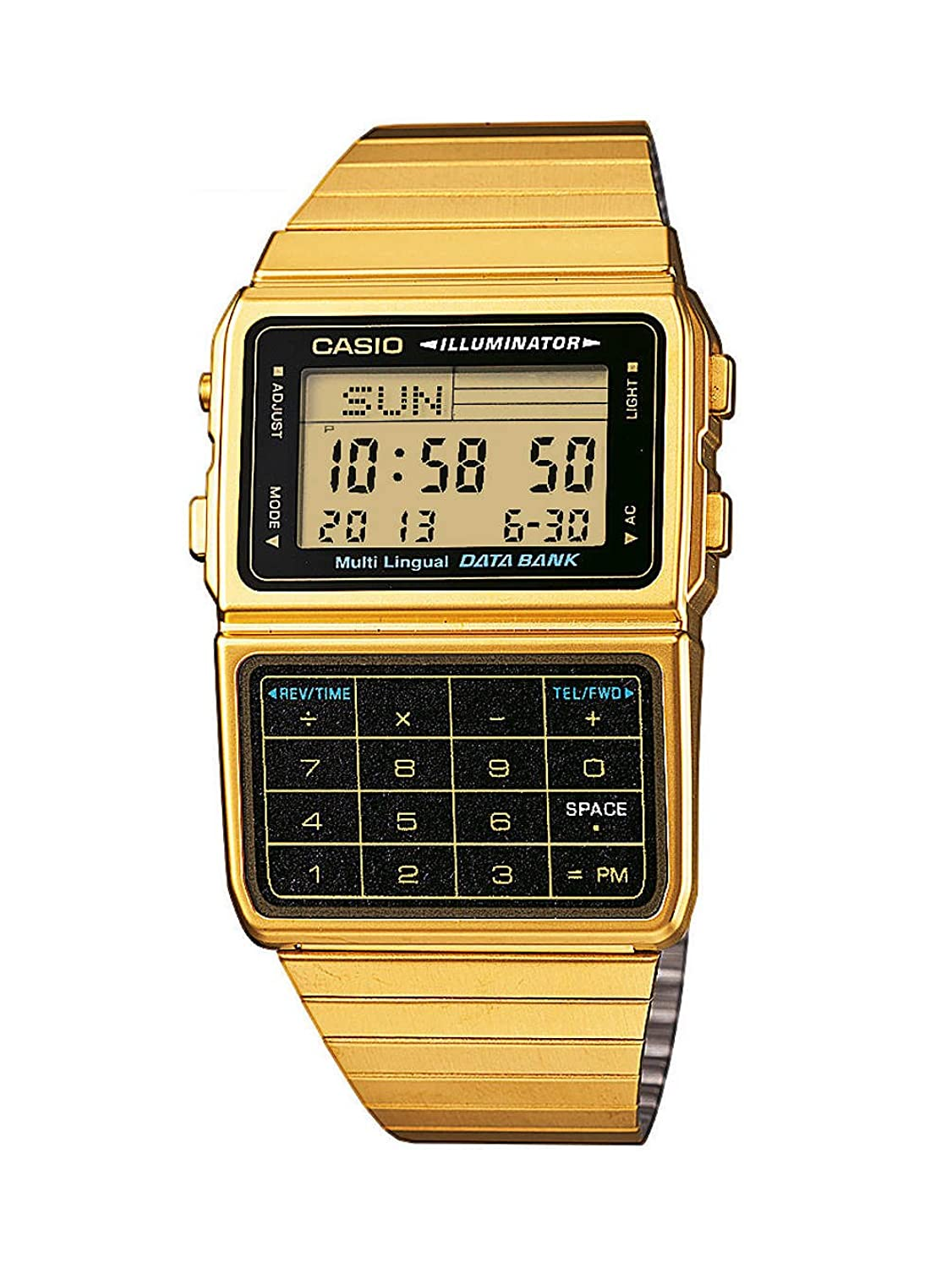 Casio Collection Herren-Armbanduhr Digital