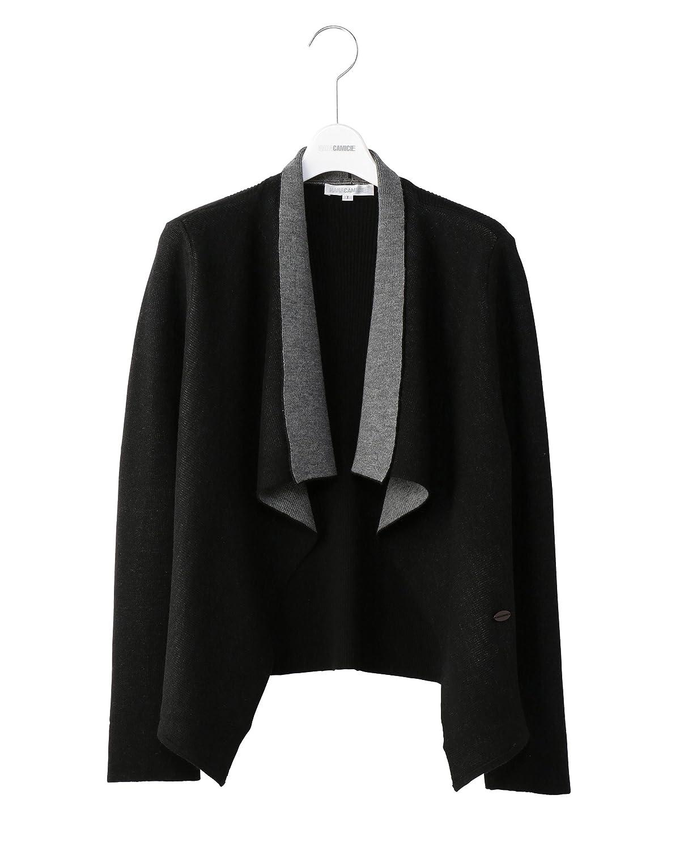 (ナラ カミーチェ)NARA CAMICIE(ナラ カミーチェ) ダブルフェイストッパーカーディ : 服&ファッション小物通販 | Amazon.co.jp