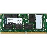 Kingston ValueRAM 16GB 2133MHz DDR4 Non-ECC CL15 SODIMM 2Rx8 Laptop Memory (KVR21S15D8/16)