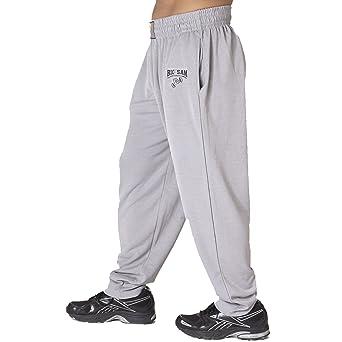 54b0a10b3d7 BIG SAM Pantalon de Sport Pantalon de Jogging de Formation pantalon Corps  Bodybuilding Uncle Body Dog Logo  874