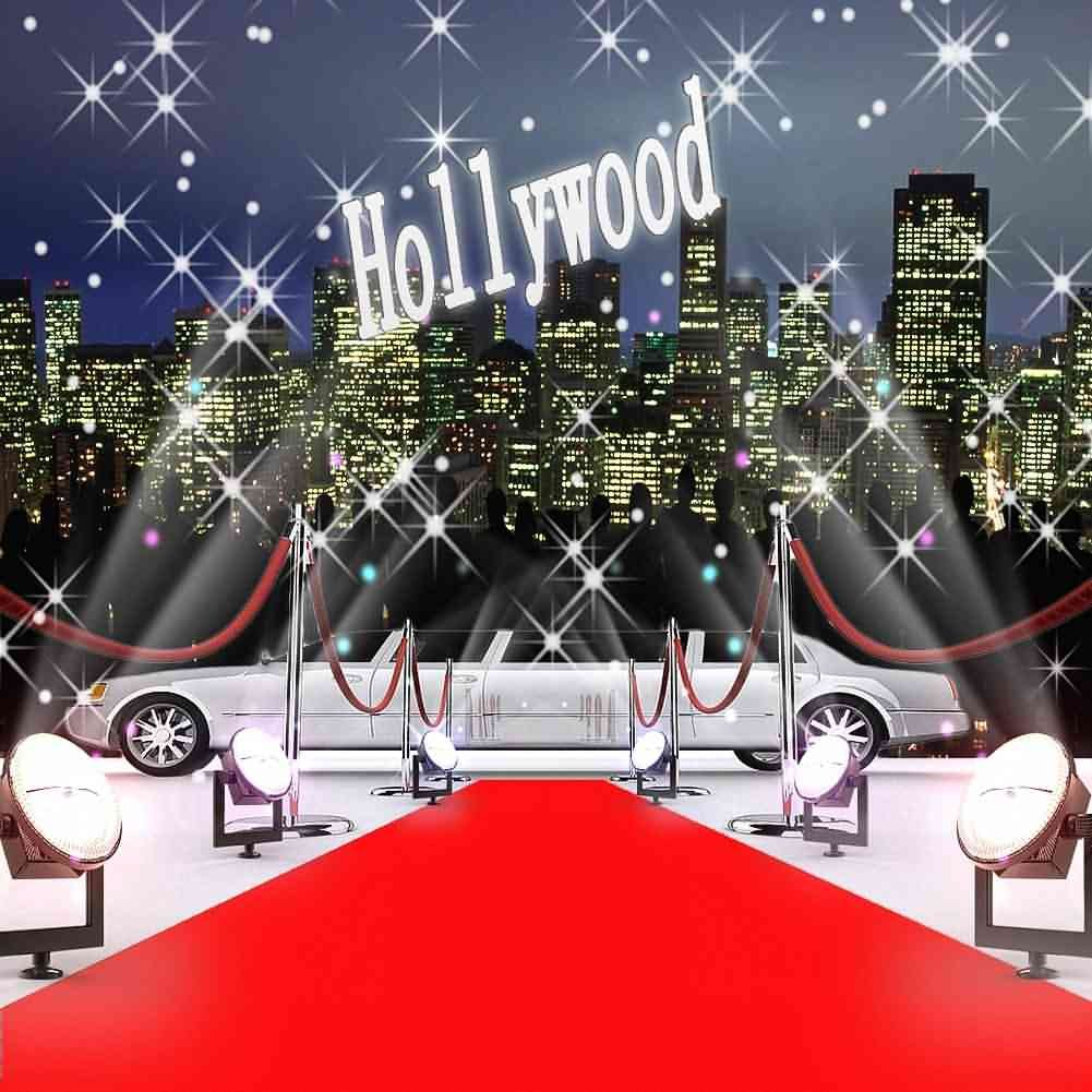 Movie Night Red Aisle Runner  Oriental Trading