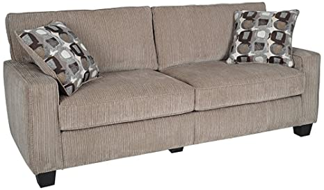 Serta Santa Cruz Platinum Fabric Sofa
