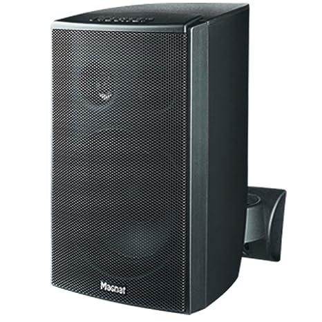 Magnat 168160R Enceinte pour MP3 & Ipod Noir