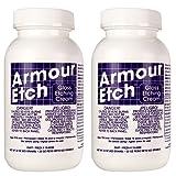 Armour Etch 15-0250 Cream, 22-Ounce (Tw? P?ck) (Tamaño: Tw? P?ck)