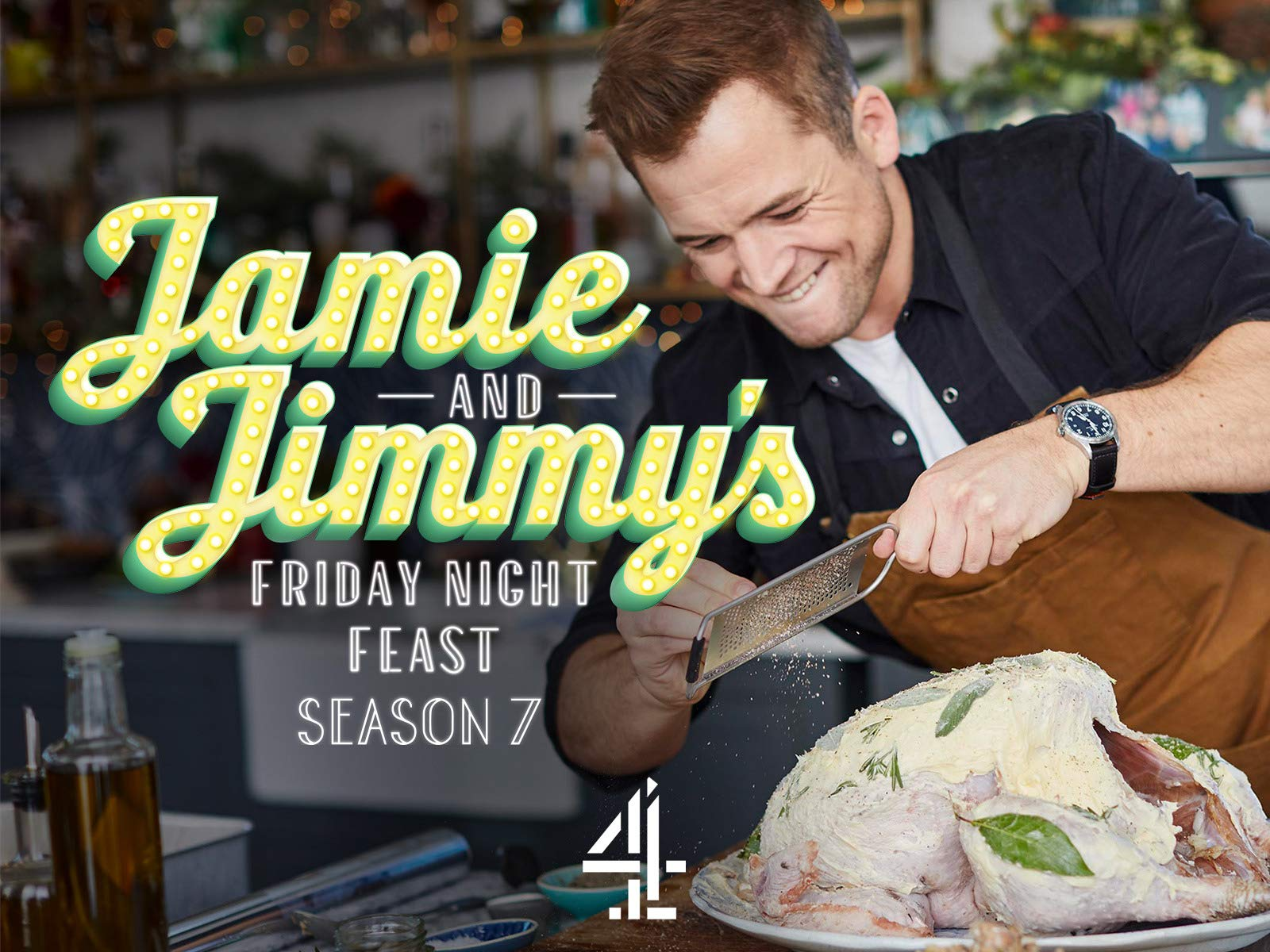 Jamie and Jimmy's Friday Night Feast on Amazon Prime Video UK