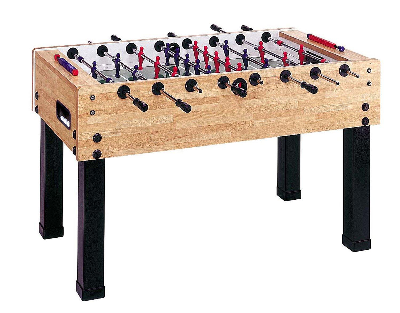"""Tischfußball """"G-500"""" (143 x 125 x 88 cm, holz, Standardstangen) online kaufen"""