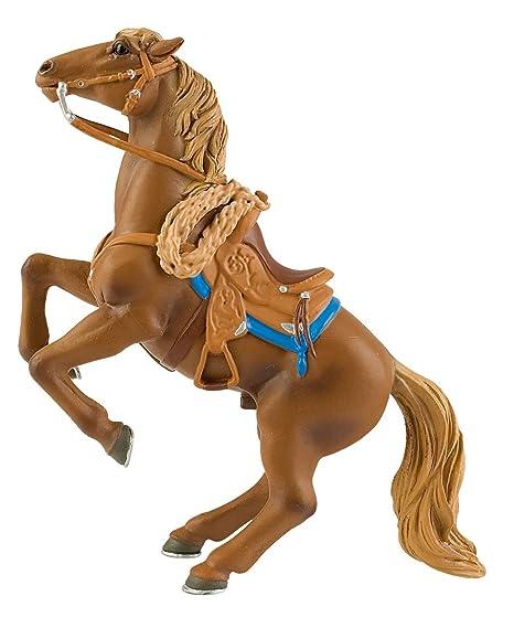 80674 - BULLYLAND - Figurine Cheval Cabré