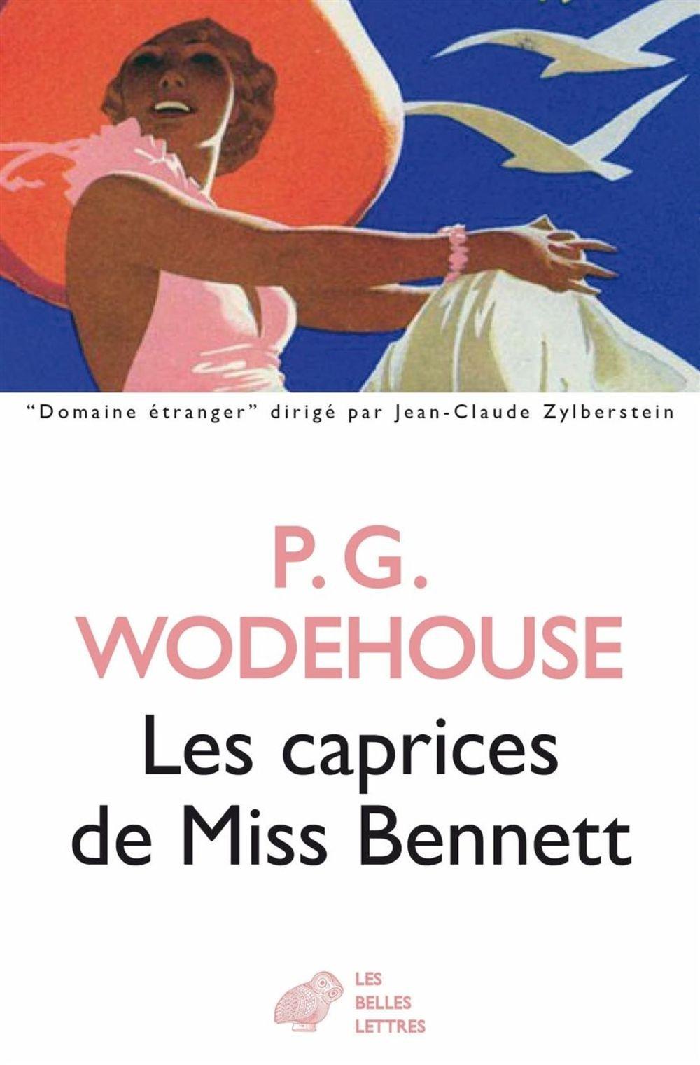 Les Caprices de Miss Bennett de PG Wodehouse 715Y33-TM5L