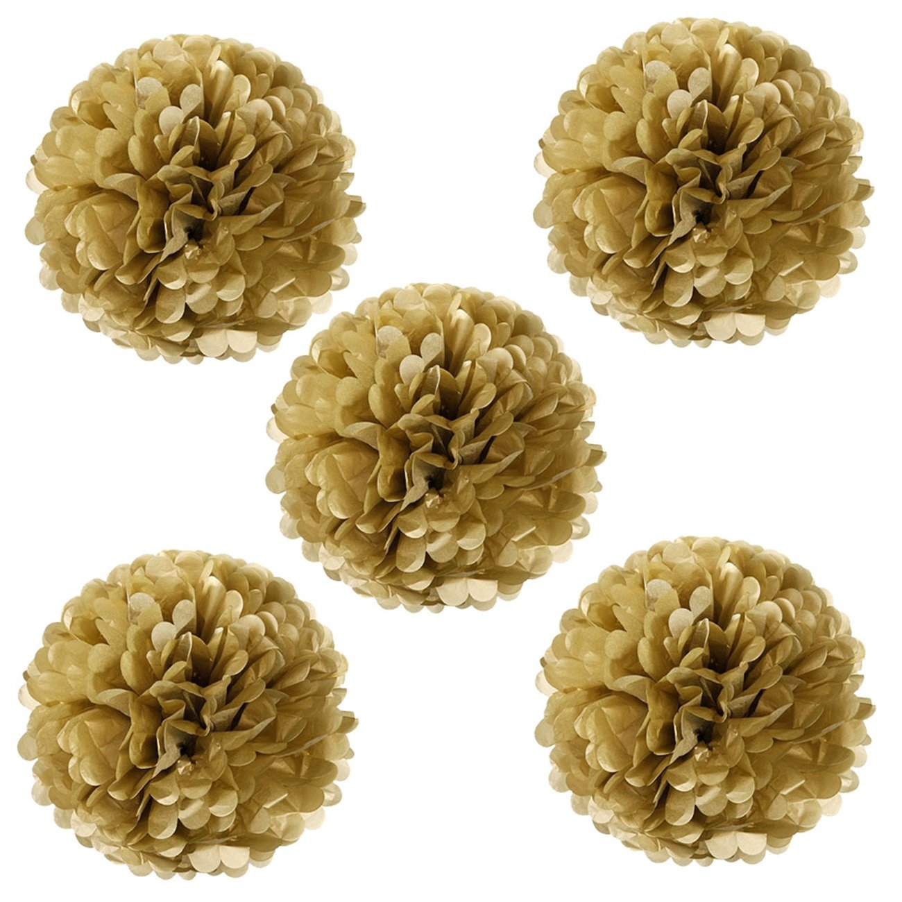 Wrapables 8 Set of 5 Tissue Pom Poms Party Decorations for Weddings, Birthday Parties Baby Showers and Nursery Décor entesar dalah david bradley and andrew nisbet quantitative modeling of tissue activity curves of 64cu atsm