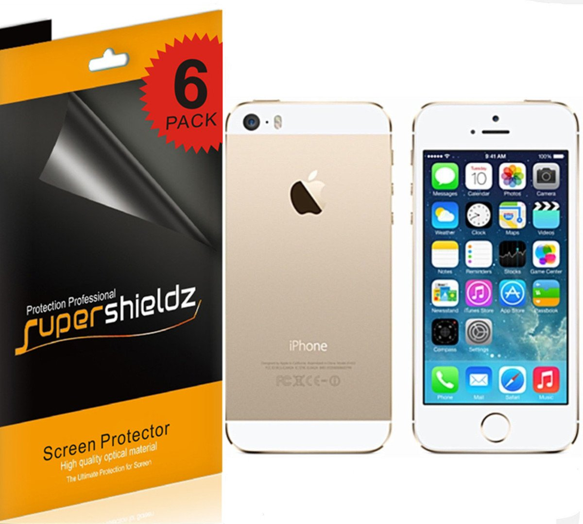 Champagne Gold Iphone 5s Front Apple Iphone 5 5s Front