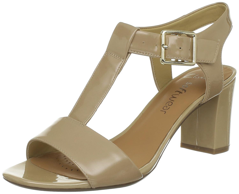 8ab980d3c0 ... 10 Best Clarks Shoes For Women With Flat Feet 2018-2019. Clarks Smart  Deva, Women's Sandals