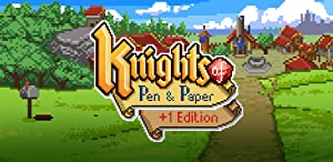 Knights of Pen&Paper +1 from Paradox interactive
