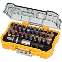 32-Piece DeWalt XR Professional Magnetic Screwdriver Bit Accessory Set