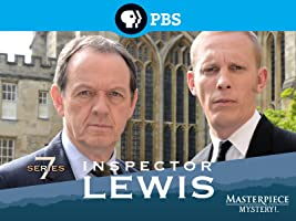Masterpiece: Inspector Lewis Season 7 [HD]