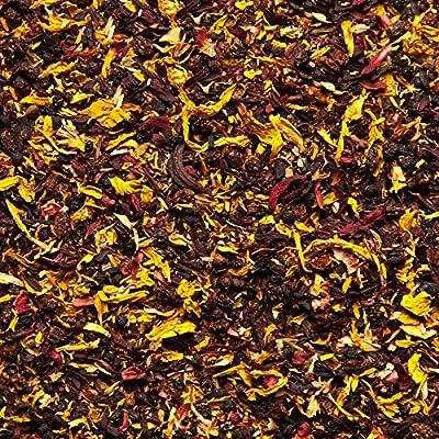 Nibelungentee Früchtetee Sanddorn-Holunderbeere (Früchtemischung), 1er Pack (1 x 300 g) von Nibelungentee auf Gewürze Shop