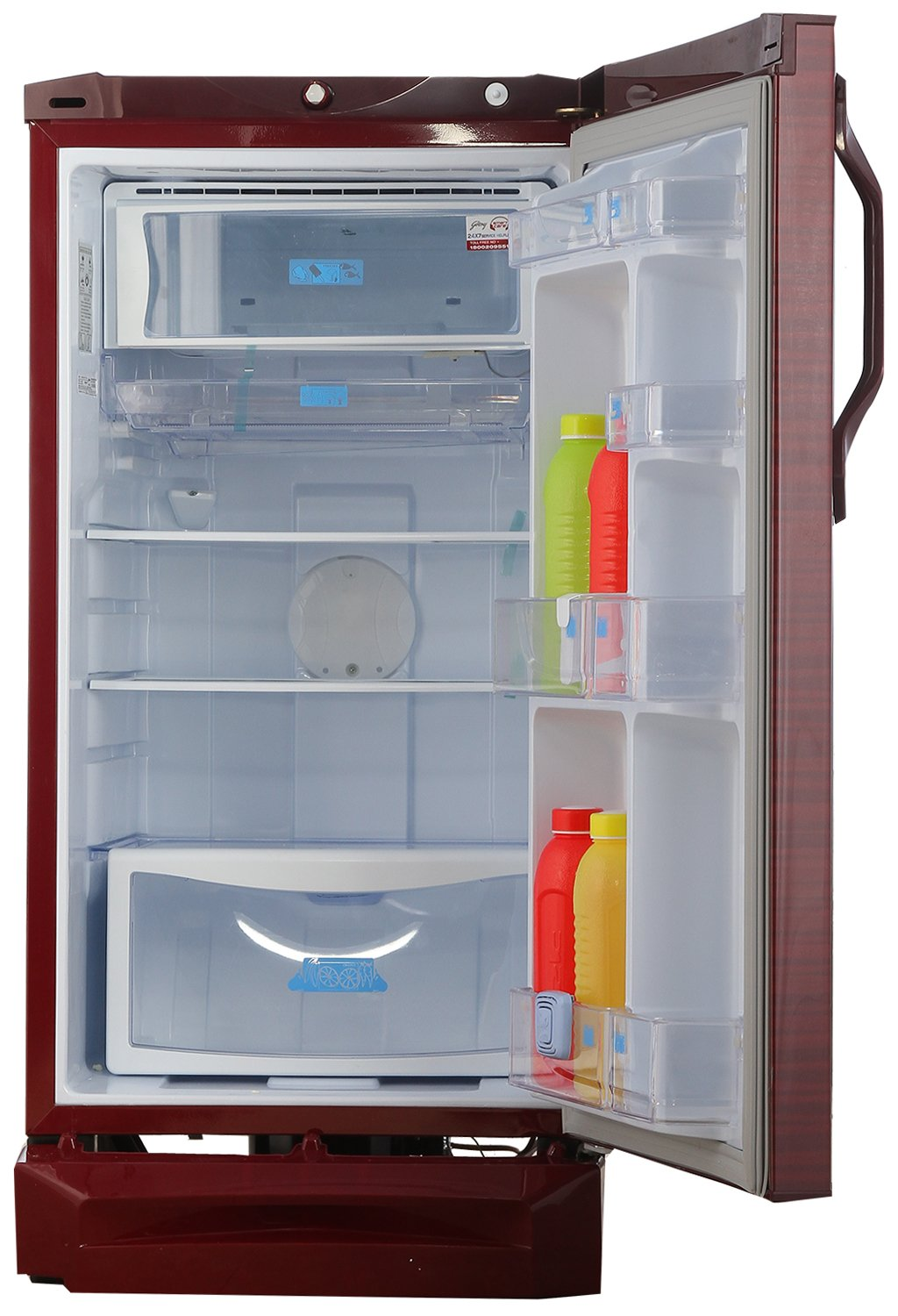 Uncategorized Godrej Kitchen Appliances godrej 195 l 5 star direct cool single door refrigerator rd edgezx cts 2 wine flora amazon in home kitchen