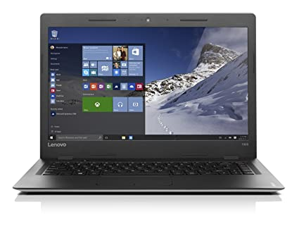"Lenovo Ideapad 100s 14IBY Ordinateur Portable  14"" Argent (Intel Celeron, 2 Go de RAM, 32 Go SSD, Intel HD Graphics, Windows 10)"