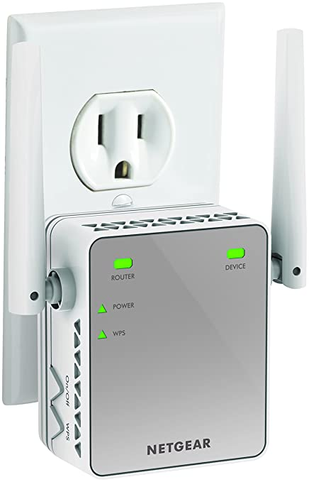 NETGEAR N300 Wi-Fi Range Extender, Essentials Edition (EX2700): Computers & Accessories