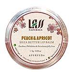 Lass Naturals Lass Naturals Peach & Apricot Lip Balm