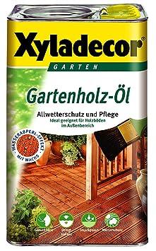 xyladecor gartenholz l 2 5 liter natur farblos us251. Black Bedroom Furniture Sets. Home Design Ideas