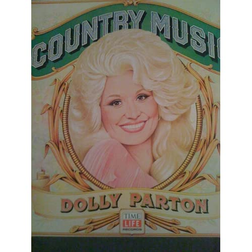 DOLLY PARTON   country music TIME LIFE 107 (LP vinyl record)
