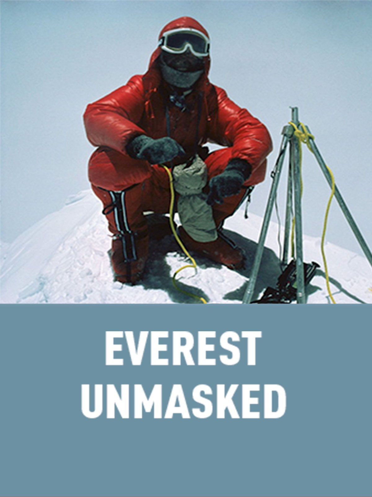 Everest Unmasked on Amazon Prime Instant Video UK
