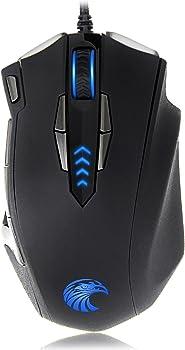 EUASOO Z-7900 Metal Base Gaming Mouse