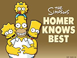 The Simpsons: Homer Knows Best