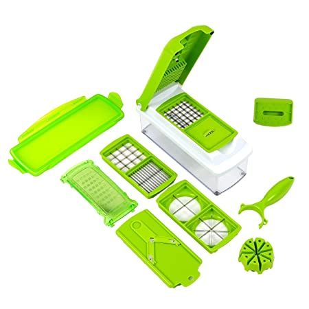 NexGen Nicer Dicer Plus Multi Chopper Vegetable Cutter Fruit Slicer available at Amazon for Rs.19091.19921875