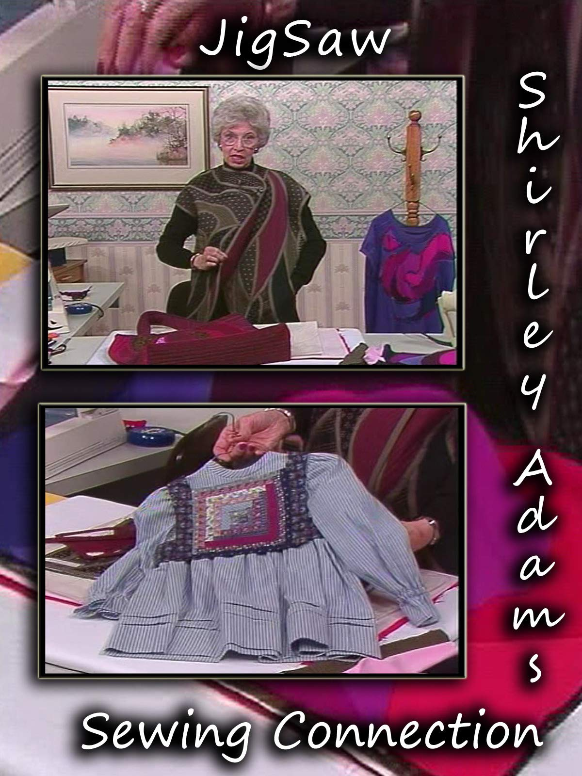 JigSaw with Shirley Adams Sewing Connection