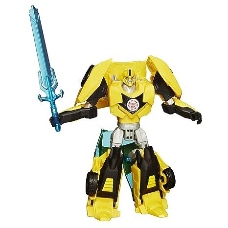 Hasbro - Transformers Robot In Disguise Deluxe Bumblebee